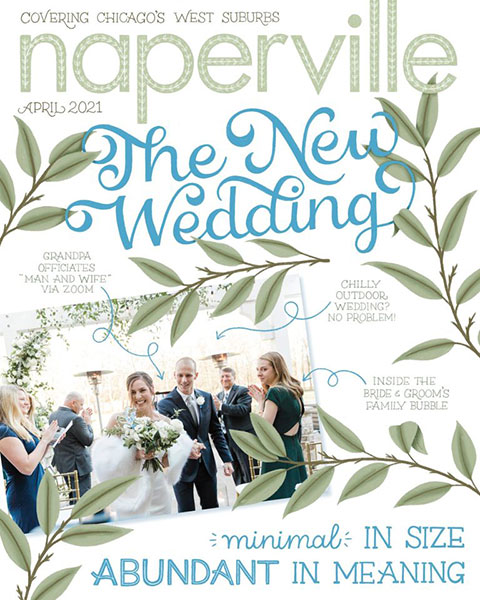 Naperville Magazine April 2021